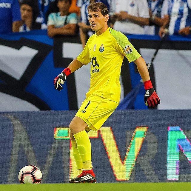 Iker Casillas Aktif Futbol Hayatını Noktaladığını Açıkladı (Kalp Krizi Geçirmişti)
