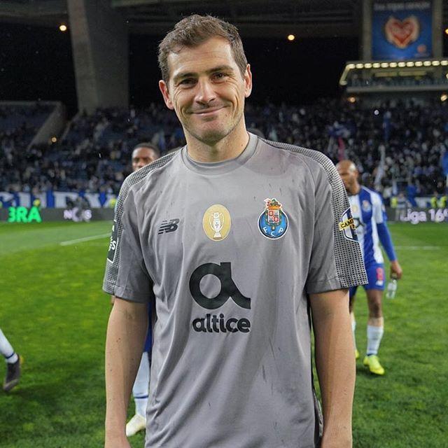 Iker Casillas, Aktif Futbol Hayatını Noktaladığı Yönünde Çıkan Haberleri Yalanladı