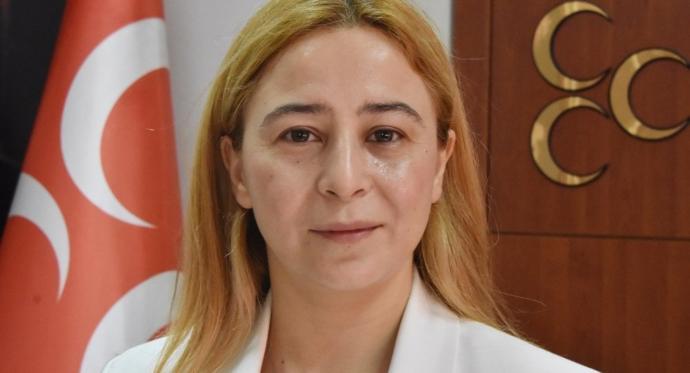 MHP Konya Milletvekili Esin Kara