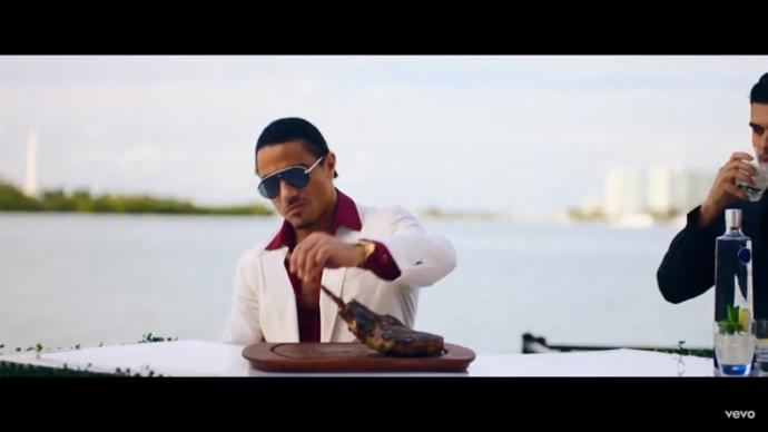 Nusret, DJ Khaled'in Son Klibinde Oynadı (You Stay)