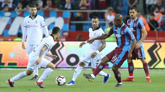 Trabzonspor 2- 1 Beşiktaş (Yusuf Yazıcı'dan Muhteşem Galibiyet Golü)