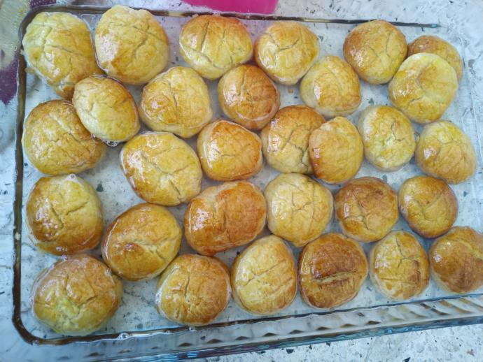 Ağızda Dağılan Lezzetiyle Pastane Usulü Şekerpare Tarifi