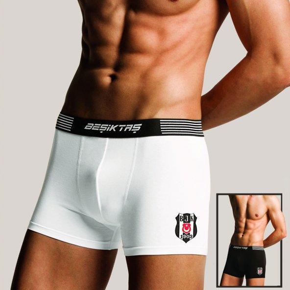 Beşiktaş Lisanslı Boxer