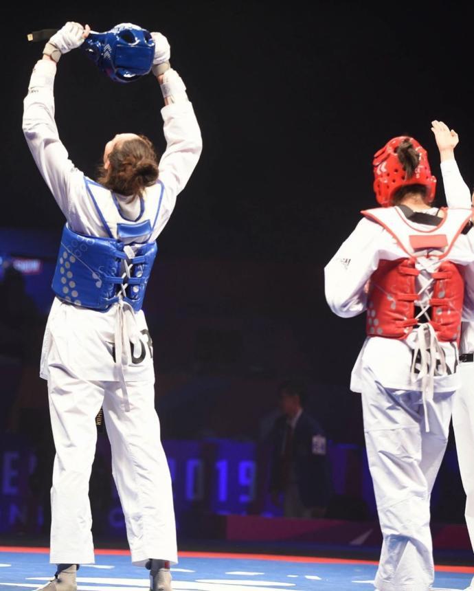 İrem Yaman 2. Kez Dünya Şampiyonu Oldu ve Tarihe Geçti