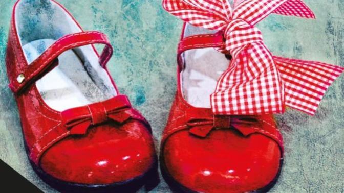 """""""Nerede O Eski Bayramlar"""" Diyenlere Eski Bayramların Tadını Yaşatacak Kız Çocukları İçin Kırmızı Pabuç Kombini"""