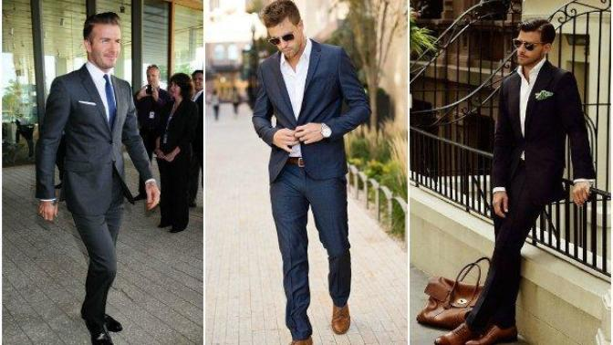Erkekler İçin Modasını Sonsuza Dek Koruyan Bayram Kombini