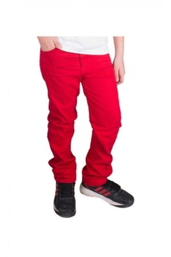 Erkek Çocuk Keten Pantolon
