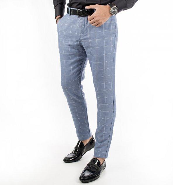 DeepSEA Karel, İtalyan Kesim Yeni Sezon Erkek Pantolon 1805001