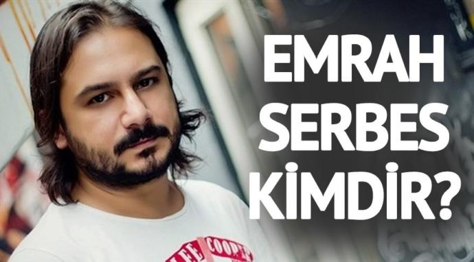 Yazar Emrah Serbes'e Verilen 13 Yıl 4 Ay Hapis Cezası, Yargıtay Tarafından Onandı