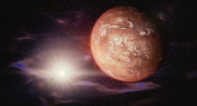 NASA'nın Başlattığı 'İsmini Mars'a Gönder' Kampanyasında Türkiye, Açık Farkla Önde Gidiyor
