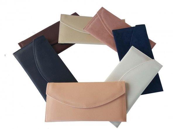 Portföy Düz Beyaz Çanta