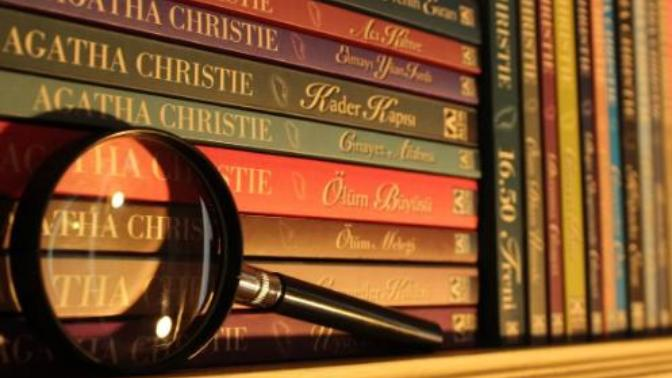 Polisiye Edebiyatının Kraliçesi Agatha Christie'nin Romanları