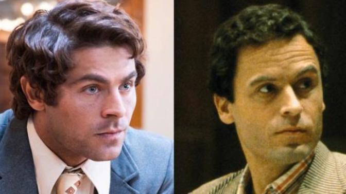 """Bilinen En Eğitimli Katil Ted Bundy ve """"Extremely Wicked, Shockingly Evil and Vile"""" Filmindeki Karakterlerin Karşılaştırılması!"""