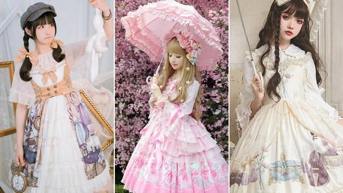Şirin Gözükmenin En Tatlı Yolu: Lolita Modasının Farklı Stilleri!