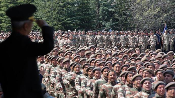 Yeni Askerlik Sistemi Ramazan Bayramı Sonrasına Kaldı