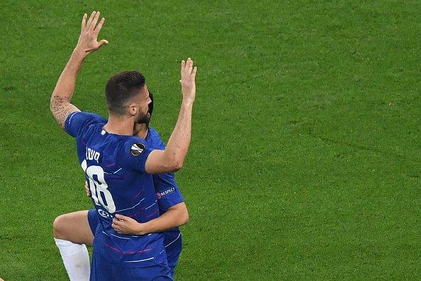 UEFA Avrupa Ligi Finali'nde Arsenal'i 4-1 Yenen Chelsea, Kupanın Sahibi Oldu