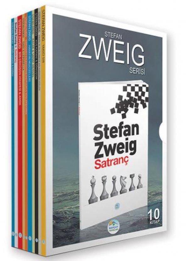 Stefan Zweig Seti (10 Kitap)