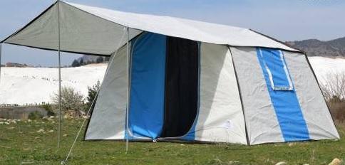2 Odalı Kamp Çadırı