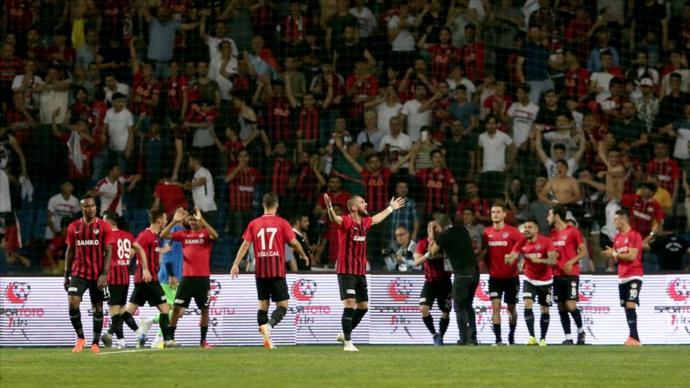 Spor Toto Süper Lig'e Son Yükselen Takım Gazişehir Gaziantep Oldu