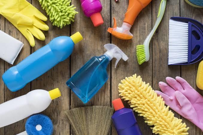 30 Dakikada Hem Boğucu Histen Kurtulacağınız Hem de Temizlik Yapacağınız 3 Alan!