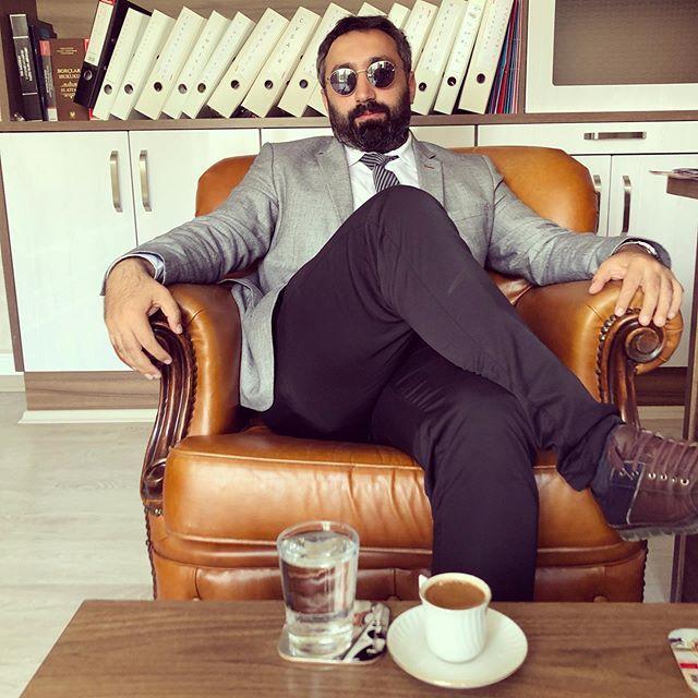 Avukat İbrahim Karslı