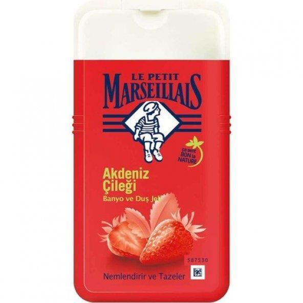 Marseillais Duş Jeli Çilekli  250 ml