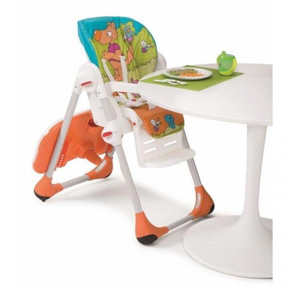 Chicco Polly Çift Kılıflı Mama Sandalyesi Sunny