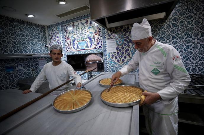 Ramazan Bayramı Öncesi Diyet Baklavada Talep Patlaması Yaşanıyor