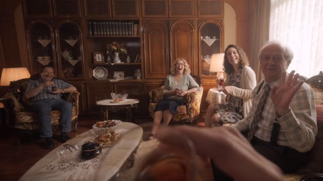 Netflix Efsanesi Black Mirror'dan Muhteşem Bir Bayramlaşma Videosu Geldi