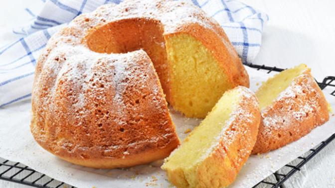 Çayın Yanına Hemencecik Hazırlayabileceğiniz Bir Kek: Limonlu, Tarçınlı Kek