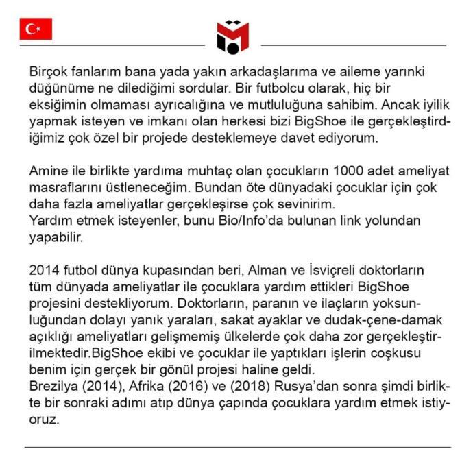 Mesut Özil - Amine Gülşe Çiftinden Ayakta Alkışlanacak Davranış!