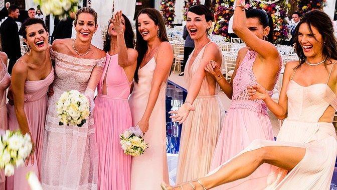 Düğün Sezonunu Açtık: İstediğimiz Elbiseyi Giymek İçin İhtiyacımız Olan #PürüzsüzGerçekler