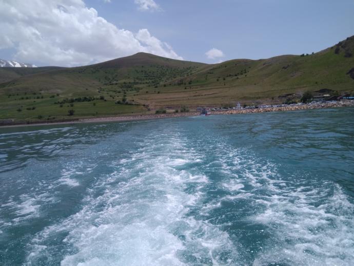 Adaya yolculuk