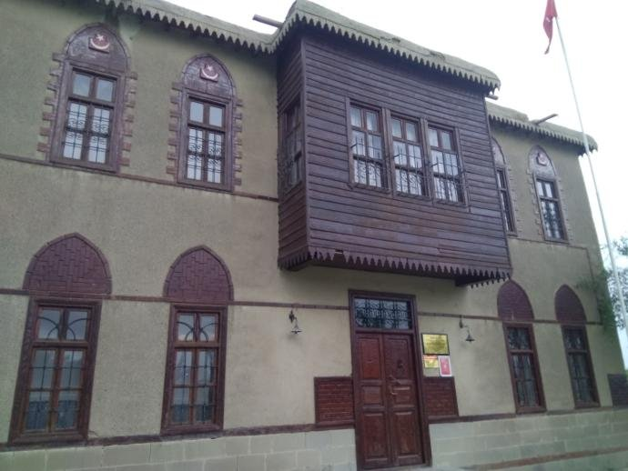 Tarihi Van evi