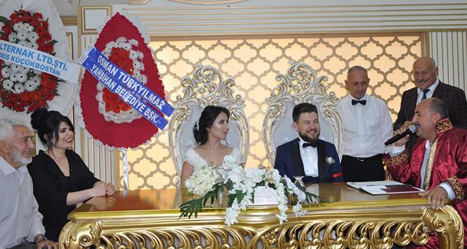 Yok Artık! Damat, Damadın Şahidi ve Nikahı Kıyan Belediye Başkanının Ad ve Soyadı Aynı!