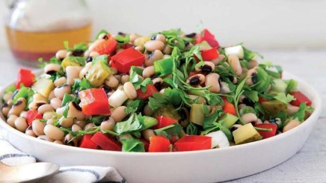 Tadı Damağınızda, Adı Aklınızda Kalacak 5 Nefis Yaz Salatası