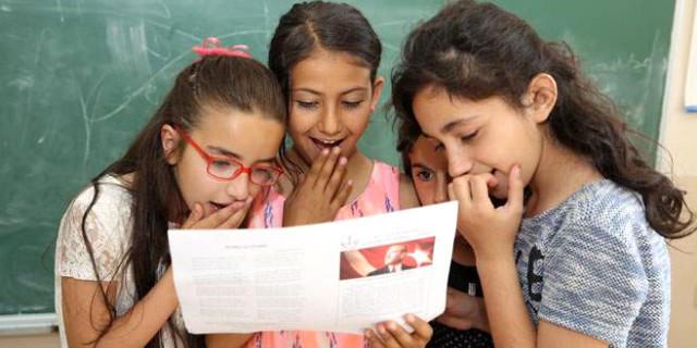Mahmut Hoca nın dediği gibi karnedeki notlar,çocuğunuzun değil,bir bakıma sizindir.
