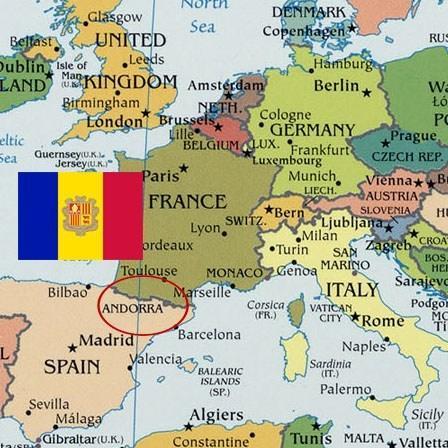 Avrupa'nın 5 Mikro Devleti ve Haklarında Daha Önce Duymadığınız İlginçlikler!