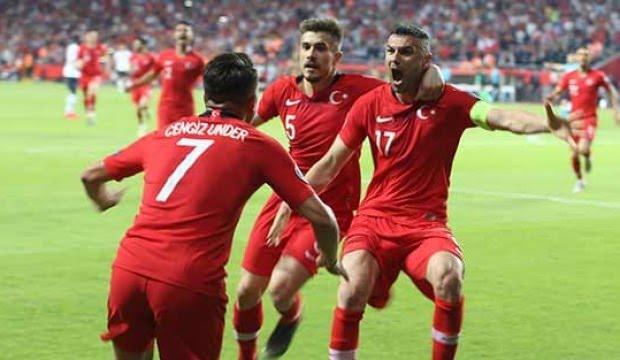 Beklenen Maç; Türkiye - İzlanda