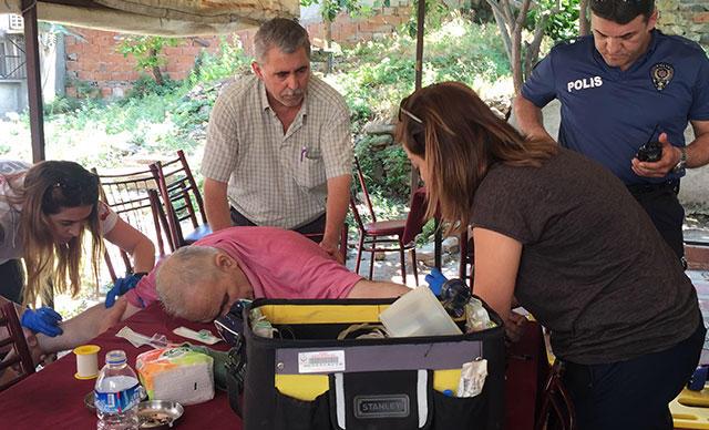 Mülayim Hastürk, Sırtına İsabet Eden Kurşunla Hayatını Kaybetti