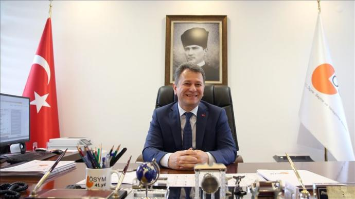 ÖSYM Başkanı Prof.Dr.Halis Aygün