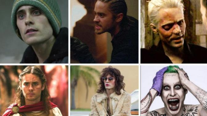Müzisyen, Oyuncu, Stil İkonu, Binbir Surat; Jared Leto
