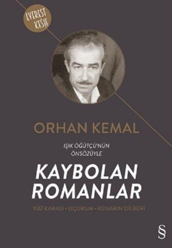 Orhan Kemal - Kaybolan Romanlar