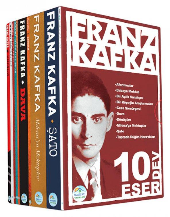 Franz Kafka Kitap Seti