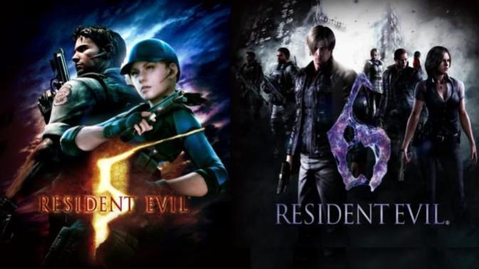 Resident Evil 5 ve Resident Evil 6 Nintendo Switch'e geliyor!