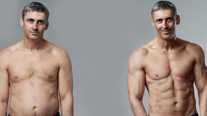 Araştırma: Göbekli Erkekler Kaslı Erkeklerden Daha Seksi