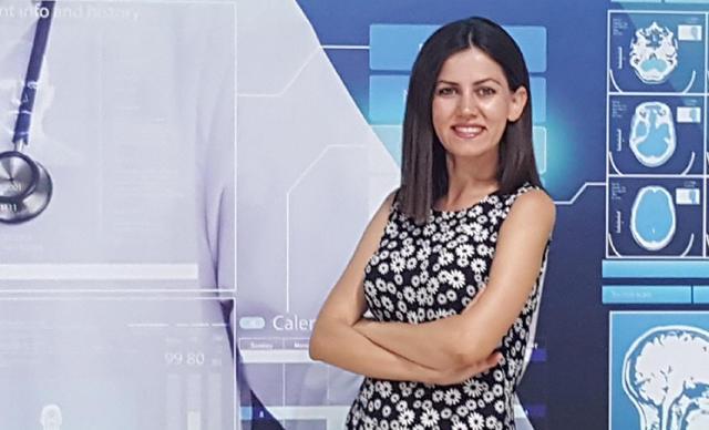 Fizyoterapist Gülşah Konakoğlu