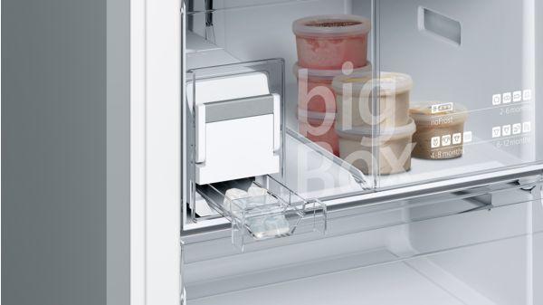Sienmens İQ500 KG56NAI32N İnox Buzdolabı