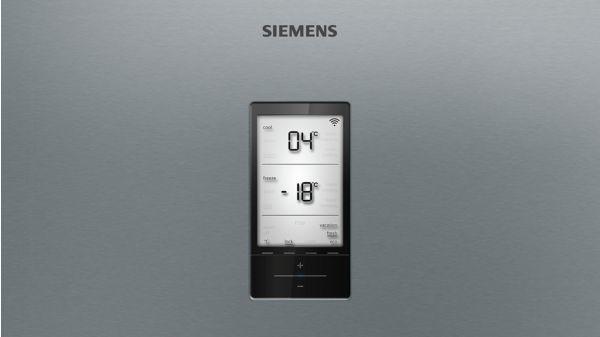 Siemens  İnox Buzdolabını İnceliyorum