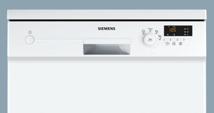 Siemens SN24D280TR Bulaşık Makinesi